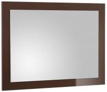Spiegel 91x67cm, Schoko
