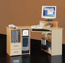 Eckschreibtisch PC Tisch Computertisch