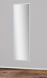 Spiegel 175x55cm / Rückwand weiß