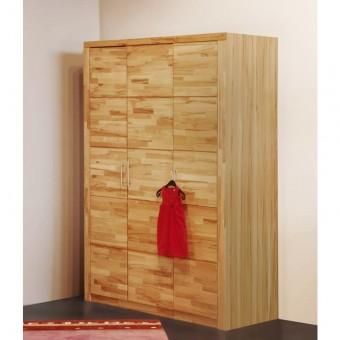 Kleiderschrank 3-türig kernbuche Schlafzimmerschrank