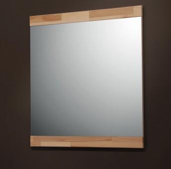 Spiegel, in Kernbuche massiv, geölt