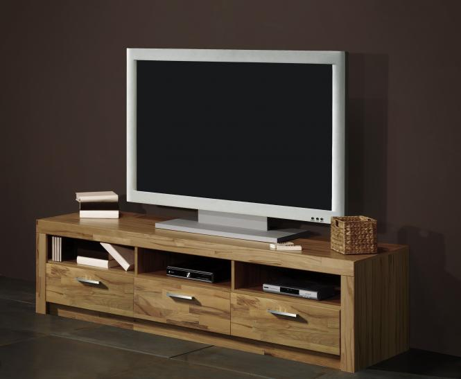 tv board massiv tv board nena lowboard tv unterteil in kernbuche massiv tv kommode 2 kira tv. Black Bedroom Furniture Sets. Home Design Ideas