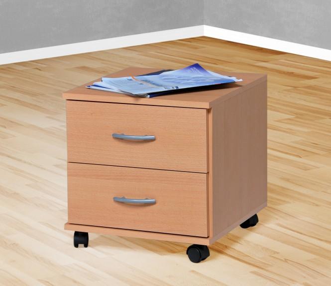 rollcontainer in mehreren farben buche m bel. Black Bedroom Furniture Sets. Home Design Ideas