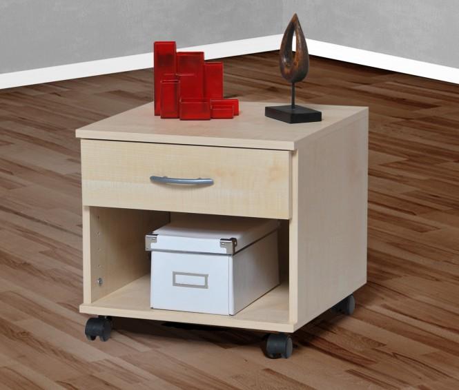 rollcontainer in mehreren farben ahorn m bel. Black Bedroom Furniture Sets. Home Design Ideas