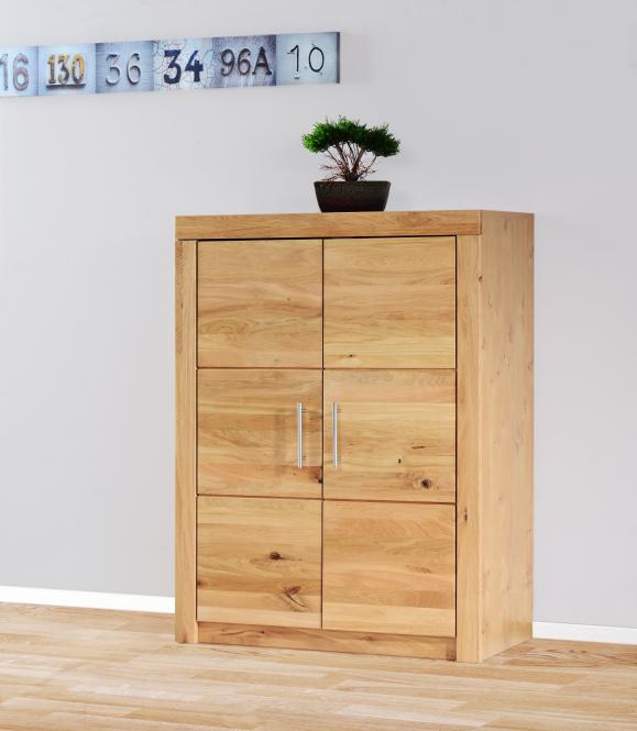 4600 aktenschrank b cherregal regal schrank 90x120cm wildeiche eiche teil massiv ebay. Black Bedroom Furniture Sets. Home Design Ideas