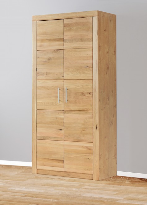 4600 aktenschrank b cherregal regal schrank 90x190cm wildeiche eiche teil massiv ebay. Black Bedroom Furniture Sets. Home Design Ideas