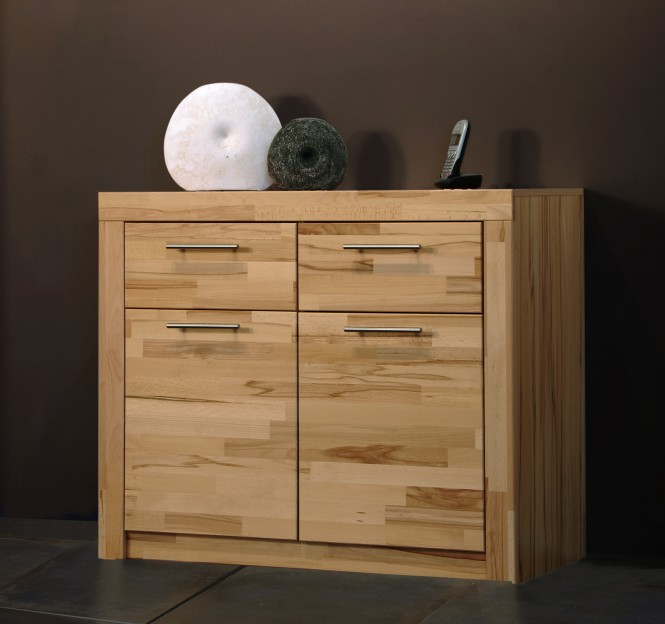 kommode in kernbuche teil massiv ge lt m bel. Black Bedroom Furniture Sets. Home Design Ideas