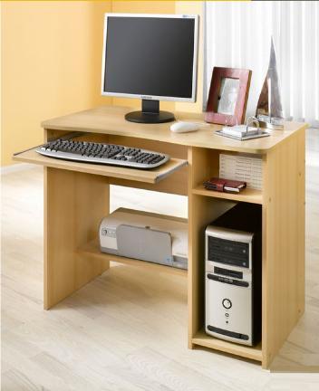 Sch lerschreibtisch computertisch pc tisch mehrere for Computertisch buche