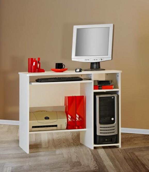 Schülerschreibtisch / Computertisch / PC-Tisch / mehrere Farben