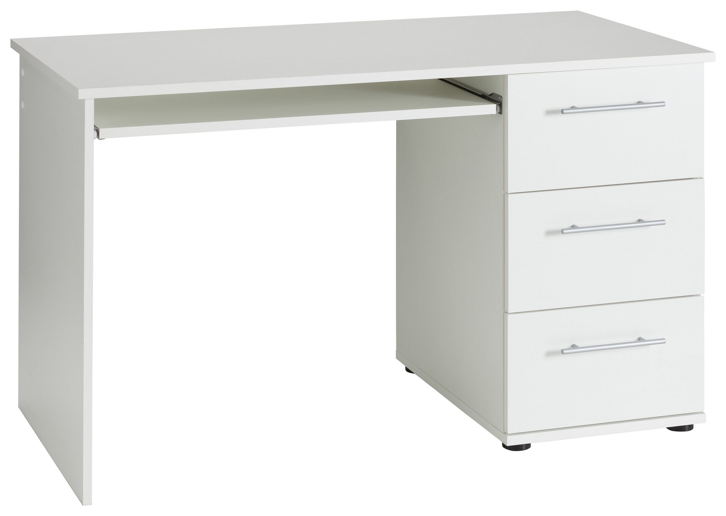 4506 computertisch schreibtisch pc tisch mehrere for Pc tisch ahorn