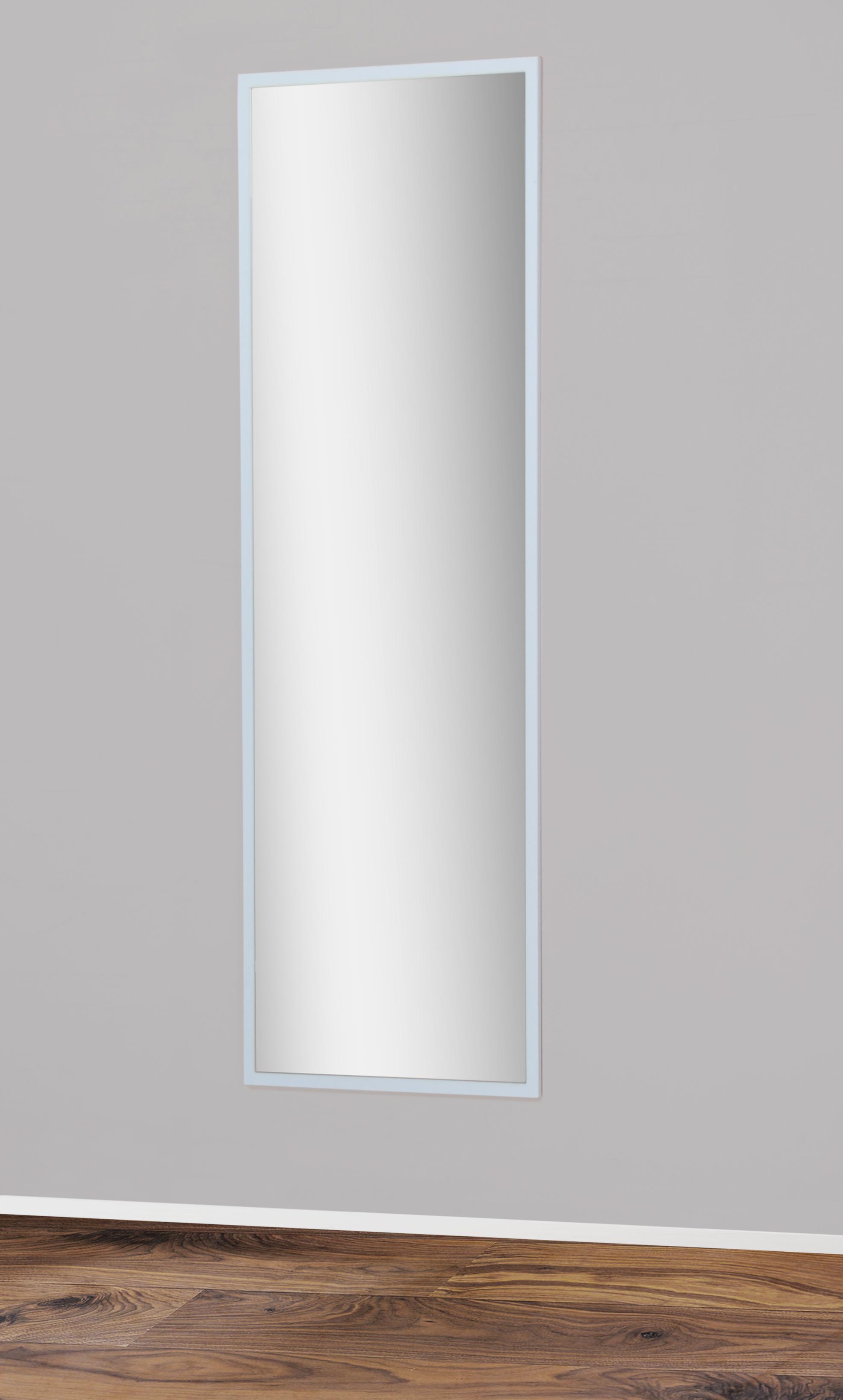Wandspiegel Der Spiegel ~ 51361  Spiegel 175x55cm  Rückwand weiß  MöbelSofortkaufde